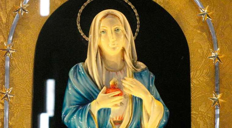 Weeping Madonna of Syracuse commemorated in Sicily – EWTN ...
